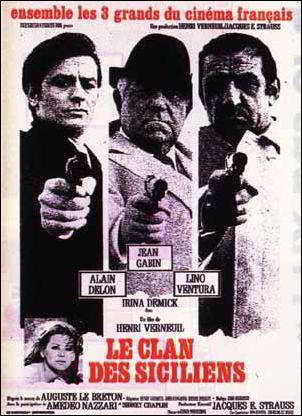 poster film the sicilian clan
