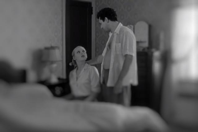 captura de ecran film taurul furios cu robert de niro