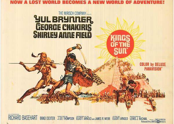 afis film Kings of the Sun