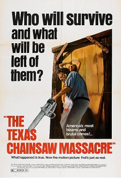 The Texas ChainSaw Massacre-poster