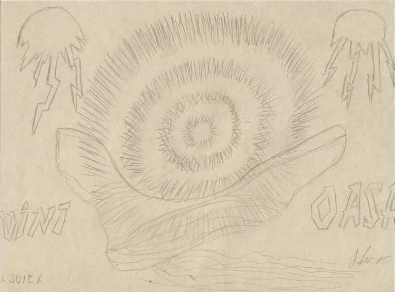 Desene in creion Suier