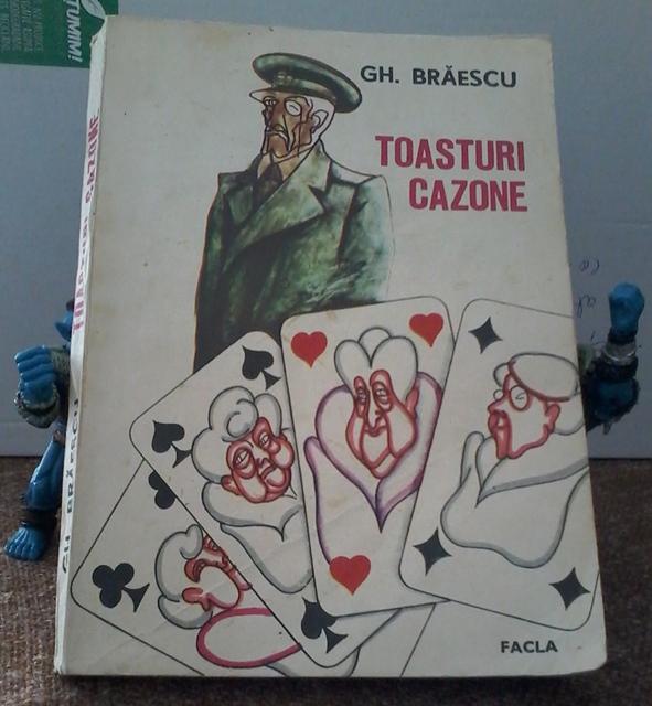 Toasturi Cazone - Gh Braescu