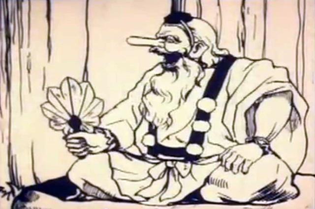 desene animate japoneze vechi kobu tori
