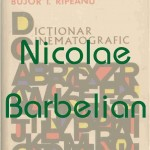 Nicolae Barbelian | Dictionar Cinematografic
