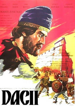 poster film Dacii 1967