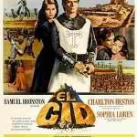 poster film El Cid 1961