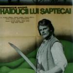 poster film Haiducii lui Saptecai