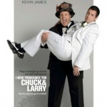 poster film I Now pronounce you Chuck and Larry