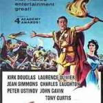 poster filme Spartacus 1960