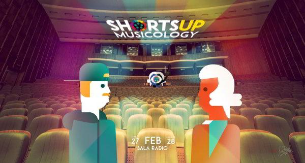 afis spectacol Musicology de la shortsUp