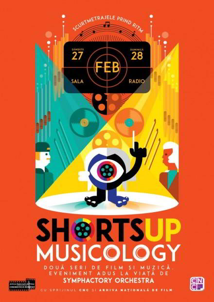 afis spectacol Musicology shortsUp