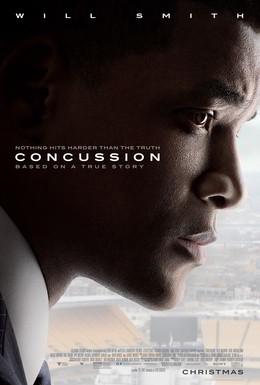 poster film drama concussion 2015
