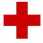 Stema Crucea rosie interior