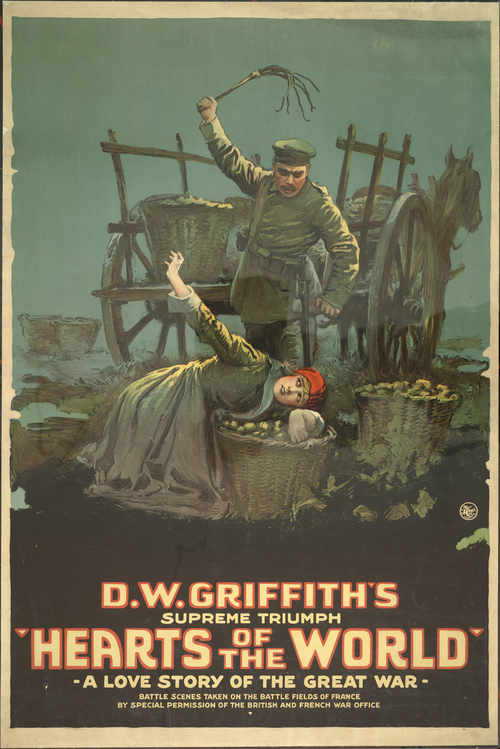 poster film 1917 hearts of the worlds