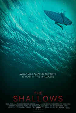 poster film the shallows 2016