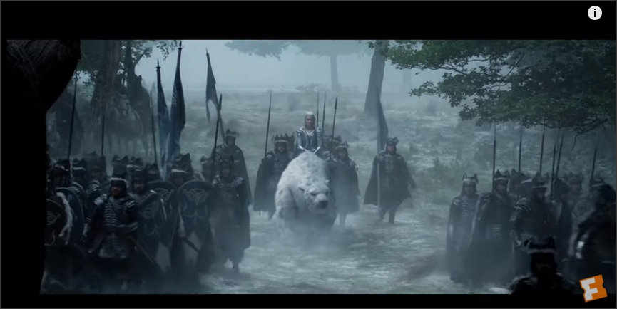print-screen trailer The Huntsman: Winter's War