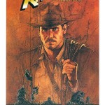poster film de actiune Raiders of the Lost Ark