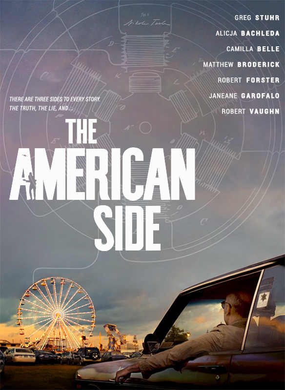 poster film the american side 2016