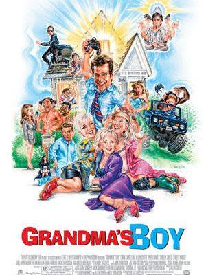 poster film Grandma's_Boy
