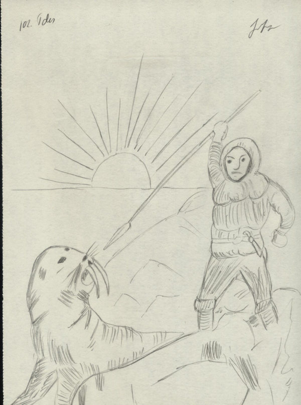 om lapon omora o foca