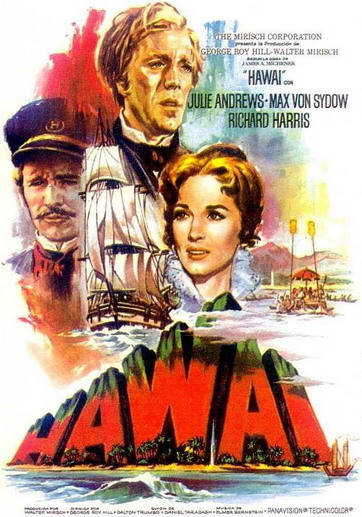 poster film religios hawaii 1966