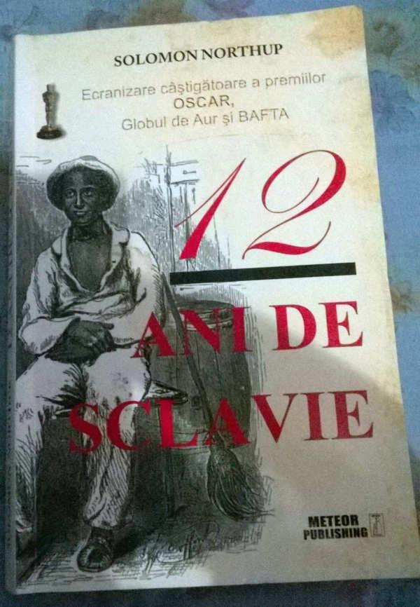 12 ani de sclavie coperta fata