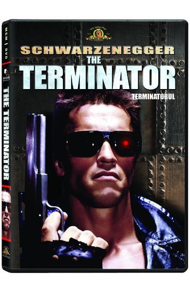 coperta dvd terminator