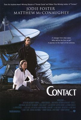 film contact 1997 poster