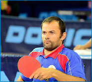 Dacin Makszin tenis de masa paralimpic