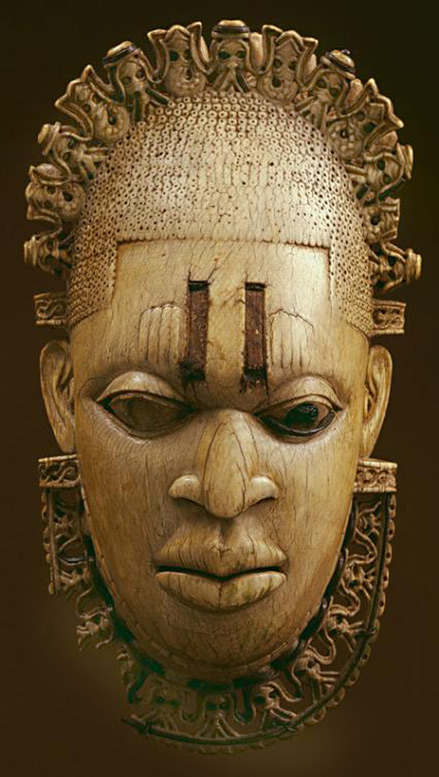 Pendant-Mask-Iyoba-16th-centuryNIgeriaEdo
