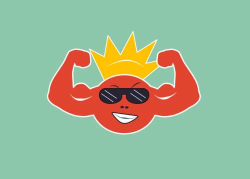 hot Sun muscle
