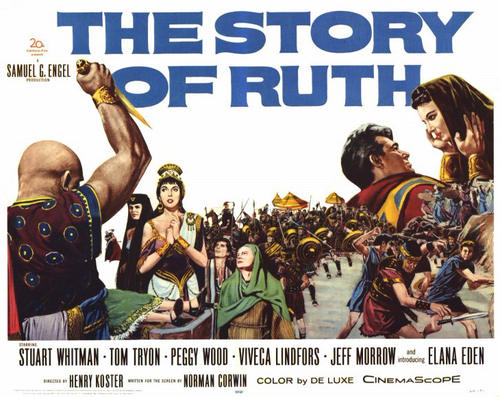 the story of ruth film crestin poster