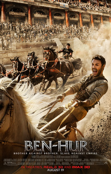 ben-hur 2016 poster-film