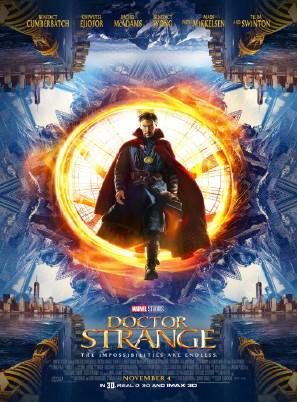 afiș film dr. strange