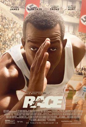 poster race, 2016, film cu atleti