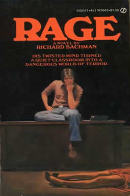 coperta furia de richard bachman