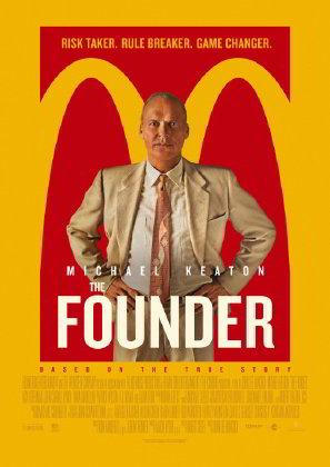 poster fondatorul Despre franciza McDonald's si cum a ajuns ce este astazi