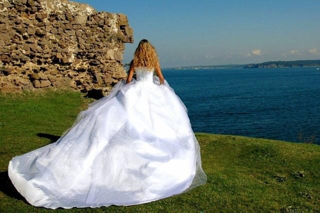 rochia de mireasa