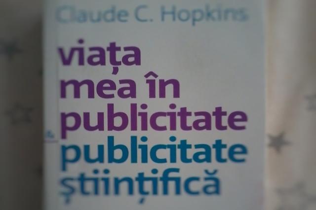 Viata mea in publicitate - Publicitate stiintifica - Claude C_Fotor