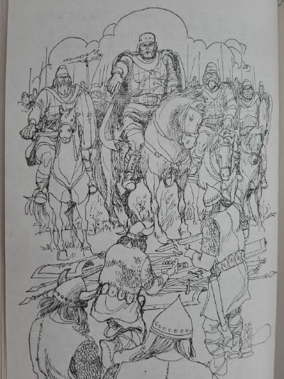 celți înfrânți în fața dacilor