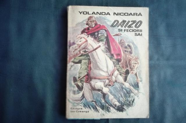 copertă Daizo si feciorii sai - Yolanda Nicoară