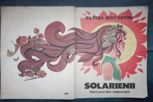 copertă solarienii de patița silvestru