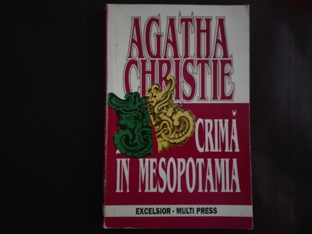 Crima in Mesopotamia - Agatha Christie