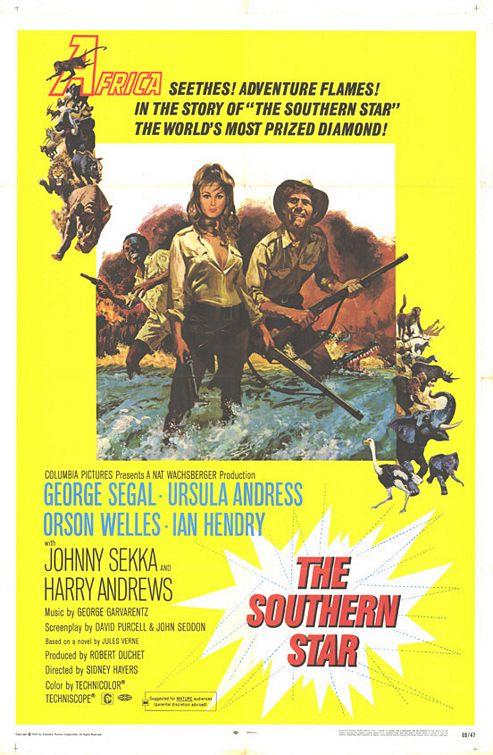 afis steaua sudului film 1969