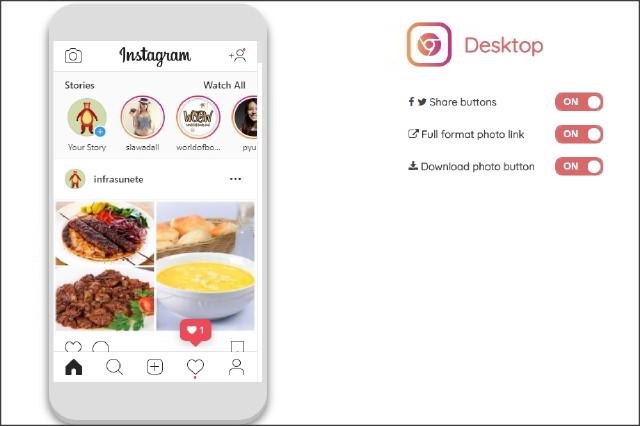 instagram pentru desktop