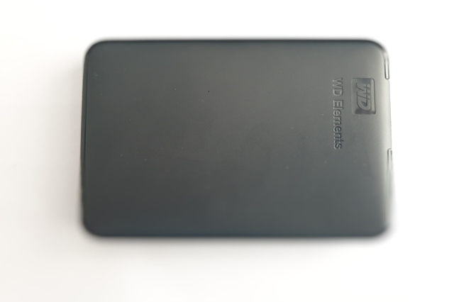 Hard extern 1TB WD Elements Portable
