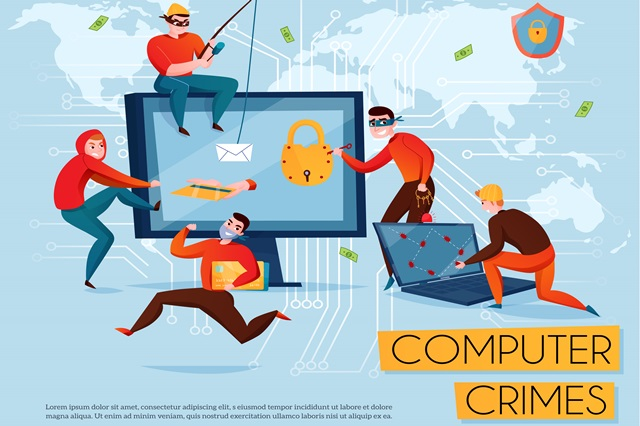 ilustratie crime informatice