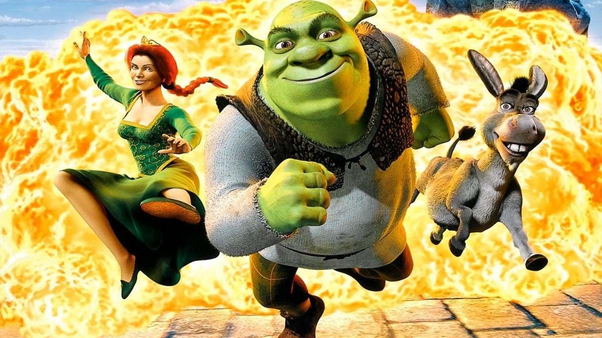 afis Shrek