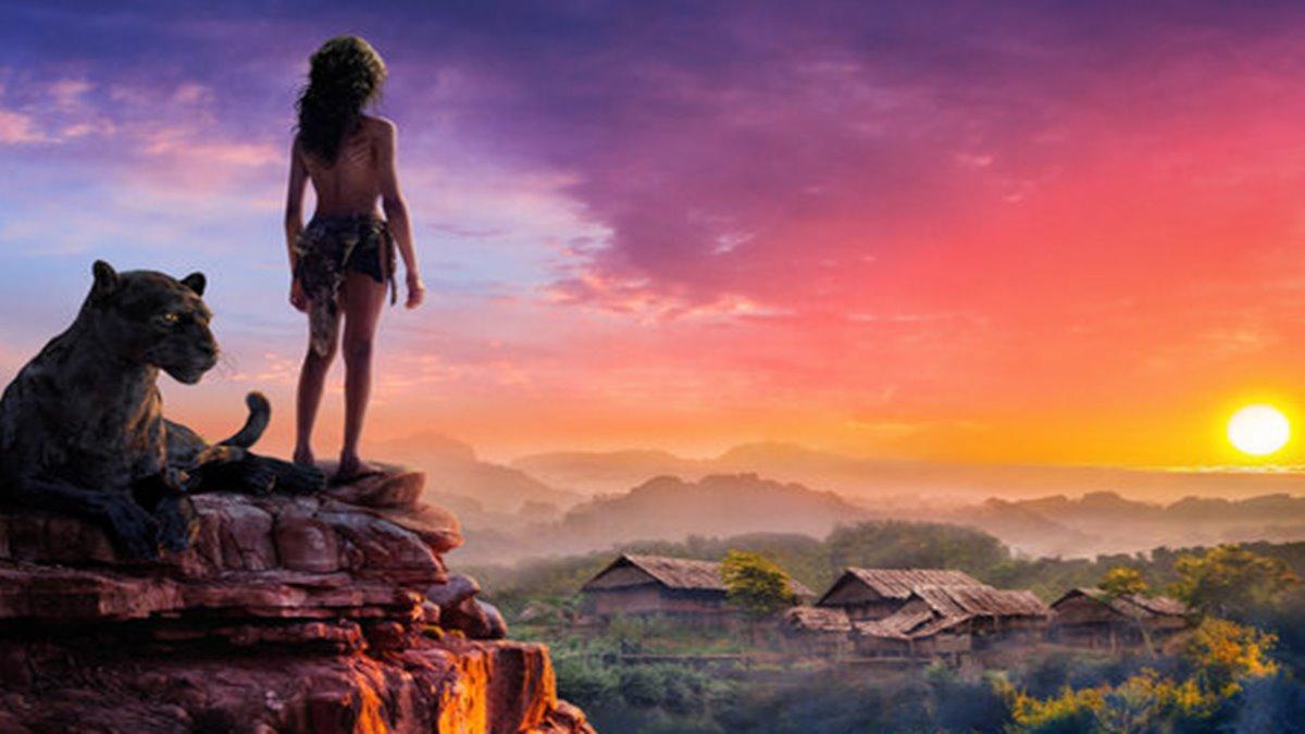 afis Mowgli – Legenda Junglei 2018
