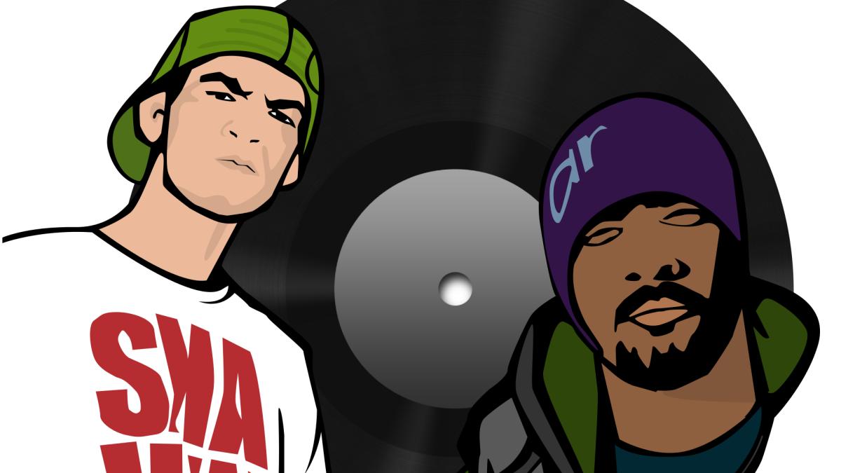 Trupe vechi din hip-hop-ul romanesc